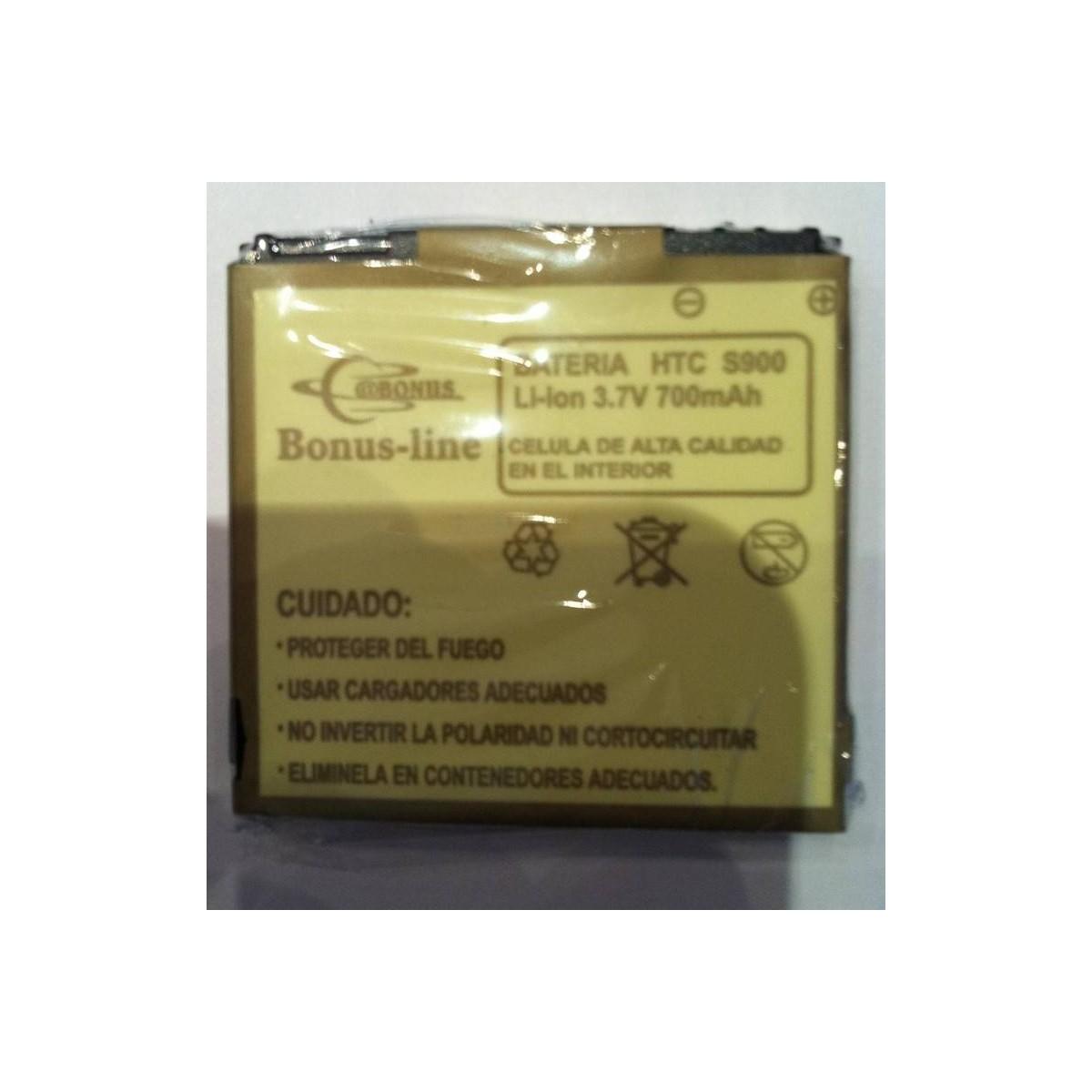 Bateria HTC S900 700m/AH Li-Ion de Larga Duracion