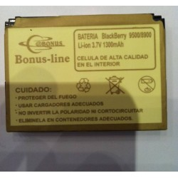 Bateria BLACKBERRY 8900, 9500,9630  1300m/AH Li-ion