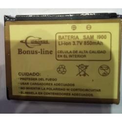 Bateria Samsung i900 850m/AH Li-ion de Larga Duracion