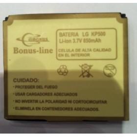 Gehiago buruz LG KP500, KP501, KC780 850m/Ah LI-ION DE LARGA DURACION