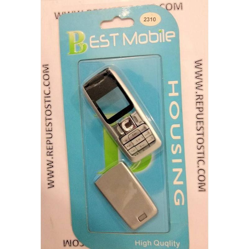 Carcaça Nokia 2310 Gris