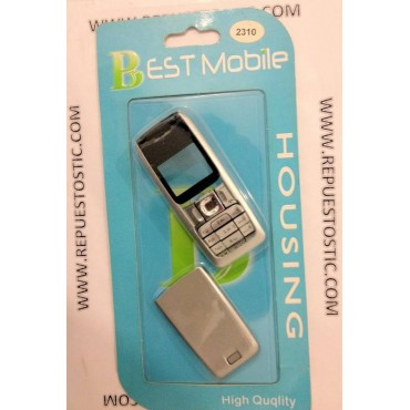 Carcaça Nokia 2310 Cinza