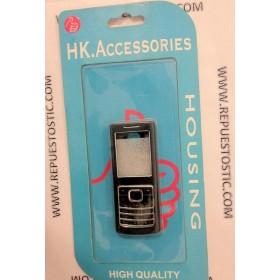 Carcasa Nokia 6500 clasic color Negro