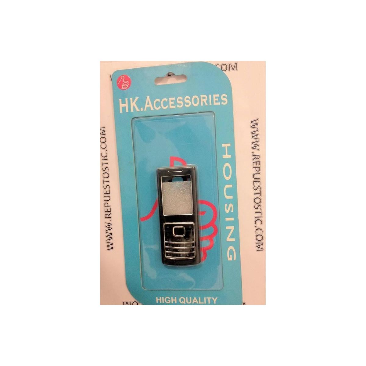 Carcaça Nokia 6500 clasic cor Preto