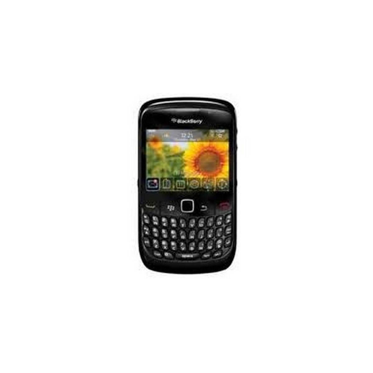 Blackberry 8520, carcasa negra