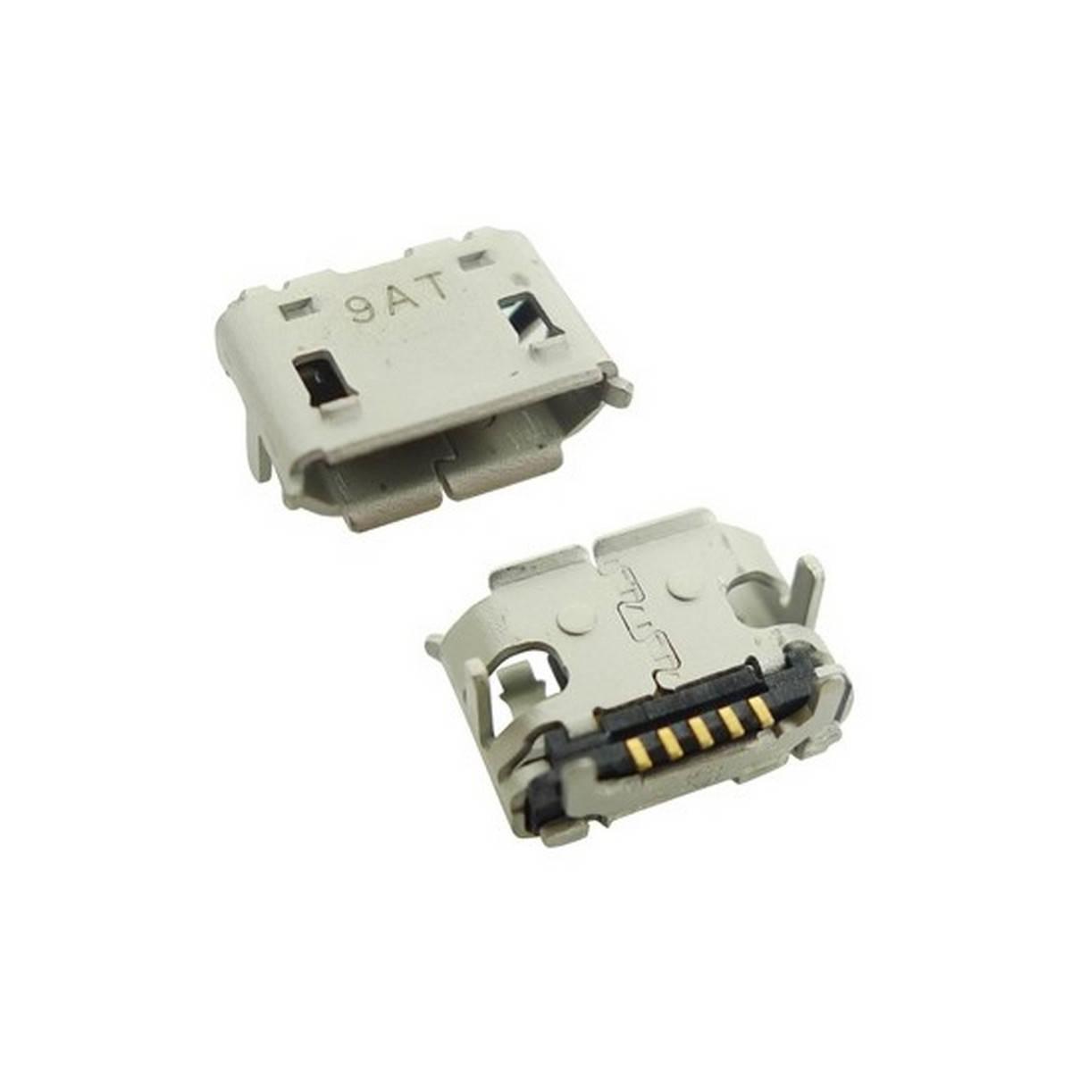 Conector de carga micro usb para BlackBerry 9550, 9700, 8520, 9800