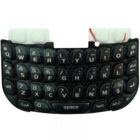 Teclado negro para BlackBerry 8520 Curve