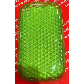 Funda Silicona BlackBerry 8520/9300 VERde