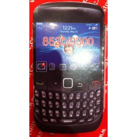 Funda Silicona BlackBerry 8520/9300 ROSA