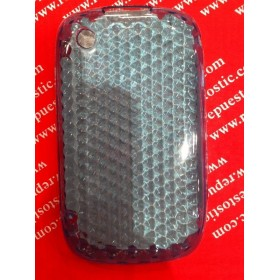 Funda Silicona BlackBerry 8520/9300 azul