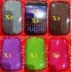PACK 10 Fundas Silicona BlackBerry 8520/9300 VARIOS COLORES