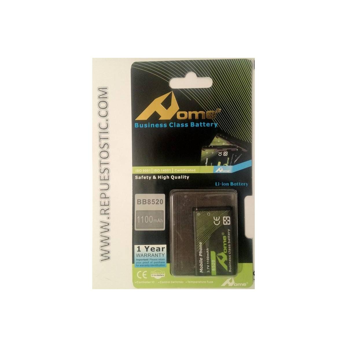 Bateria para BlackBerry 8520, 9300