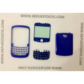 Carcasa BlackBerry 8520 Azul