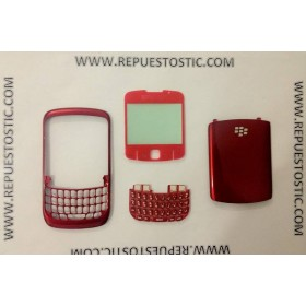 Carcasa BlackBerry 8520 Roja