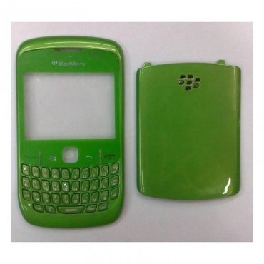 Carcasa BlackBerry 8520 Verde