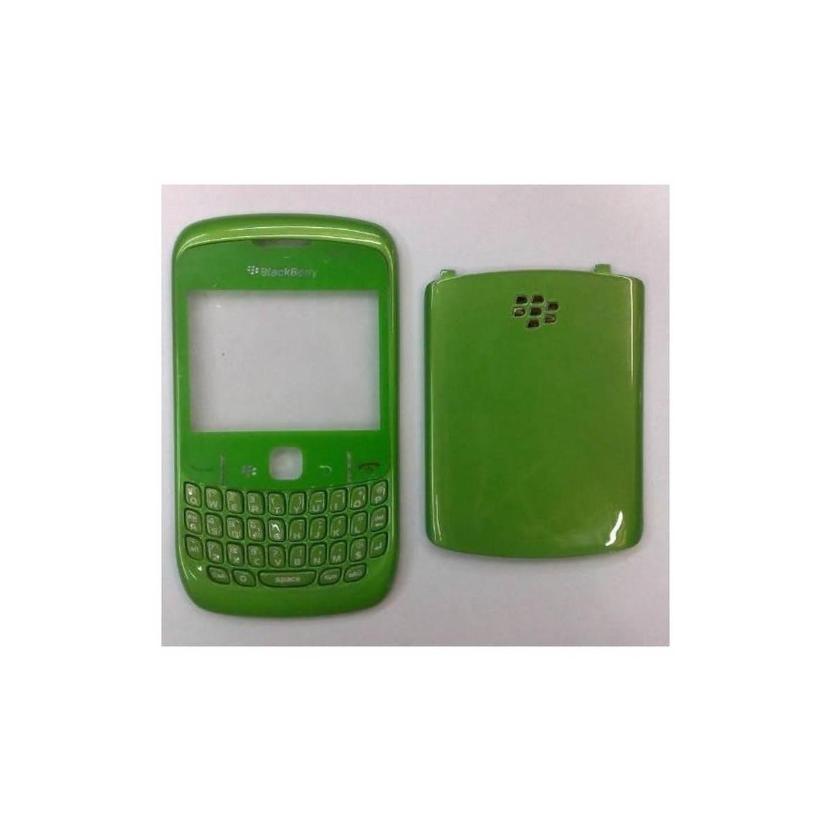 Carcaça BlackBerry 8520 Verde