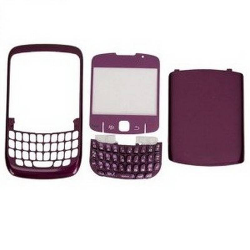Carcaça BlackBerry 8520 MORADO