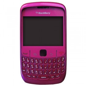 carcaça blackberry 8520 Rosa