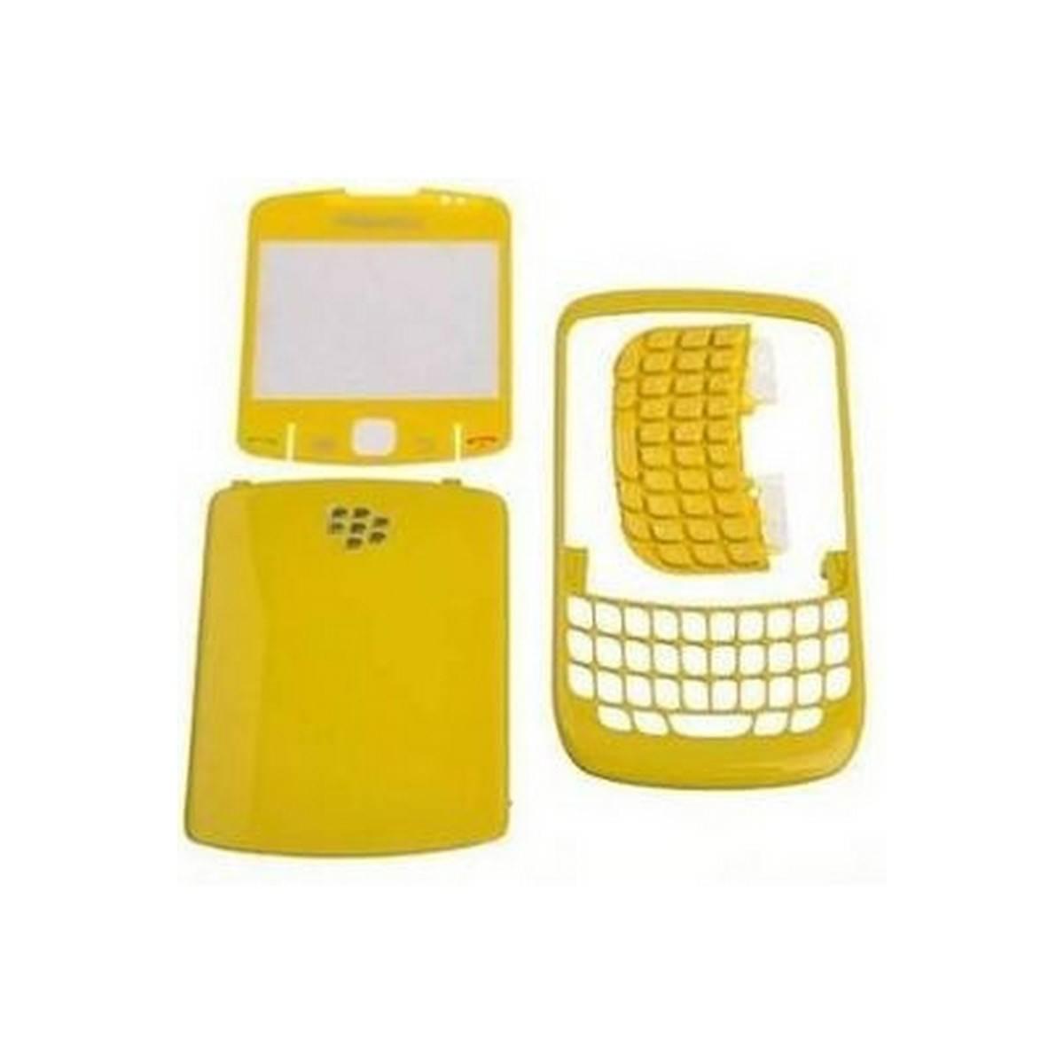 carcaça blackberry 8520 Color Amarillo