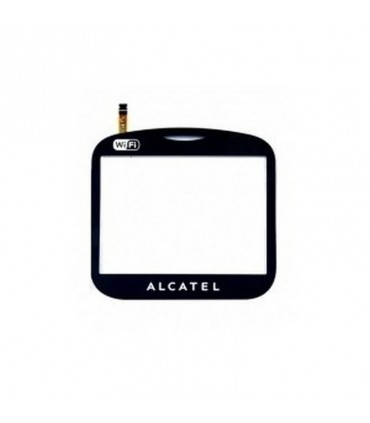 Ecrã tactil preta para Alcatel OT 803, 813