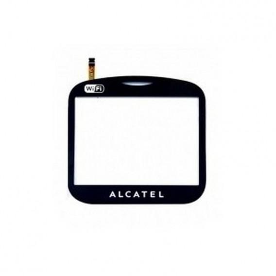 Ecrã táctil preta para Alcatel OT 803, 813