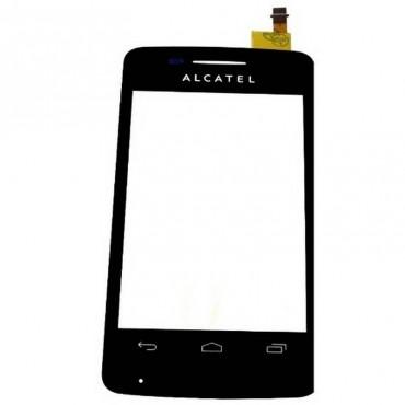 Ecrã tactil Alcatel One Touch T POP OT4010 preto