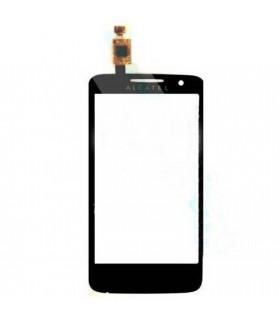 Ecrã tactil Alcatel One Touch M POP OT5020D preto