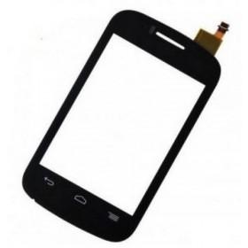 Ecrã Tactil Alcatel One Touch C1 POP OT4015 preta