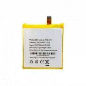 Bateria BQ E5 Hd, E5 Full HD 3.7v -- 2500mAh