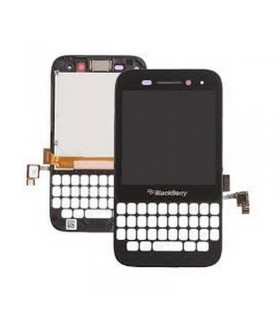 Pantalla completa Blackberry Q5 001/111 negra