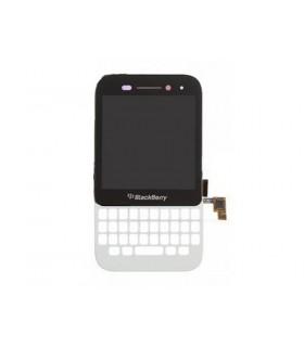 Pantalla completa Blackberry Q5 001/111 blanca