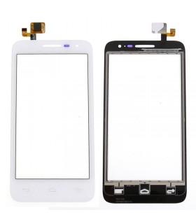 Tactil Alcatel One Touch OT-5038 5038 POP D5 Branca