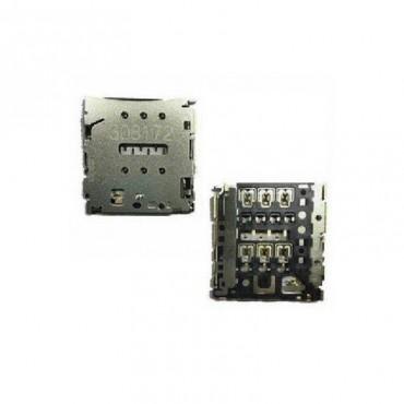 Celda Lector Micro Sim BQ E5 , E5 HD y Ful HD FHD, E4.5 Micro Sim