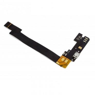 Flex conector carga mas microfono Original BQ Aquaris E5 HD / E5 FHD