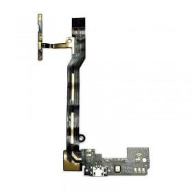 Flex conecto de carga original Bq AQUARIS E5 4G Aquaris E5S