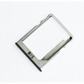Bandeja de tarjeta SIM negra para BQ Aquaris M5/M4.5 ORIGINAL nueva