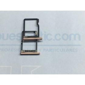 Porta SD (Rosa Dorado) para Bq X5 ORIGINAL