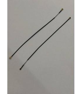 Cable de antena coaxial de 15cm Original para BQ Aquaris V Plus