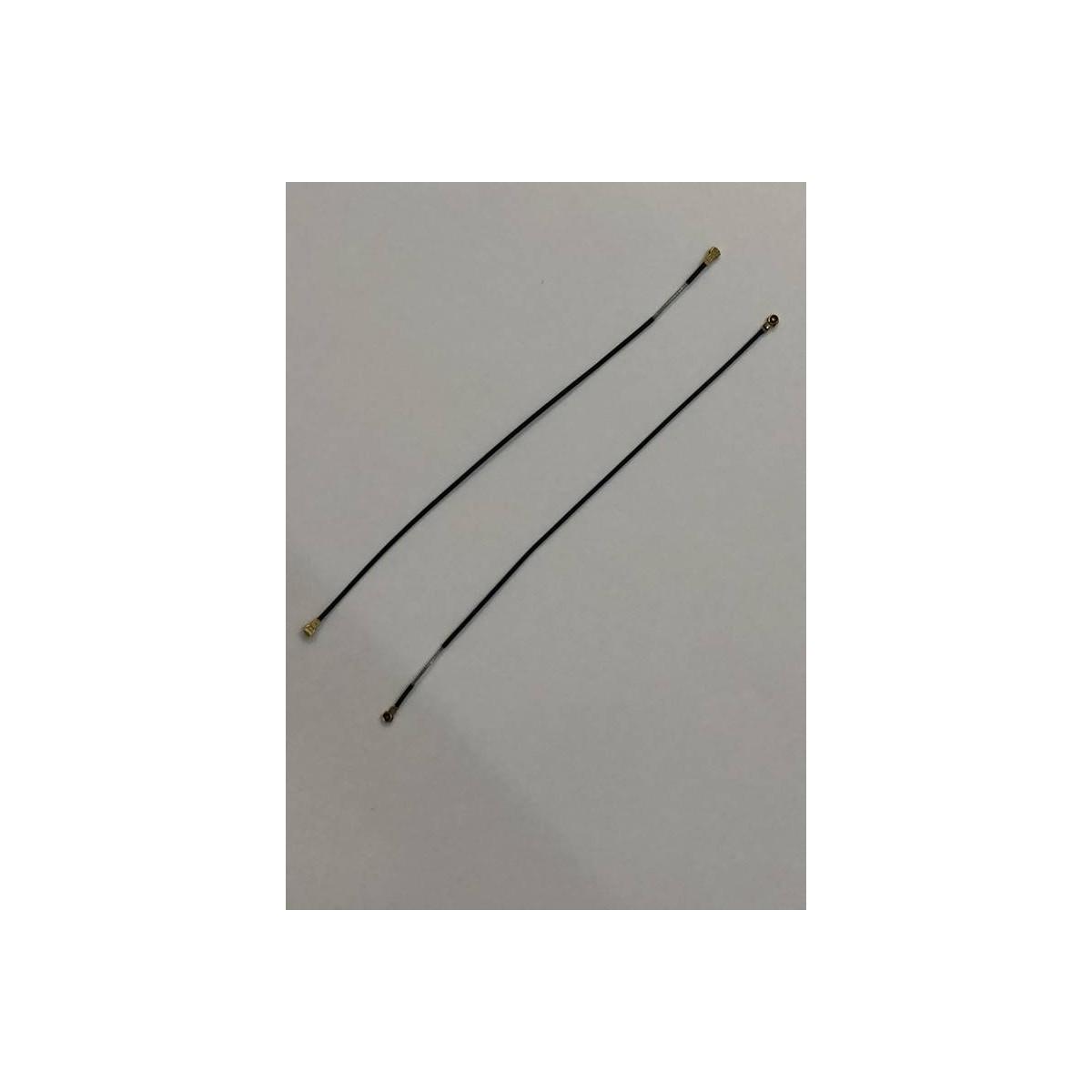 Cable de antena coaxial de 10cm Original para BQ Aquaris  V/U2/U2 Lite