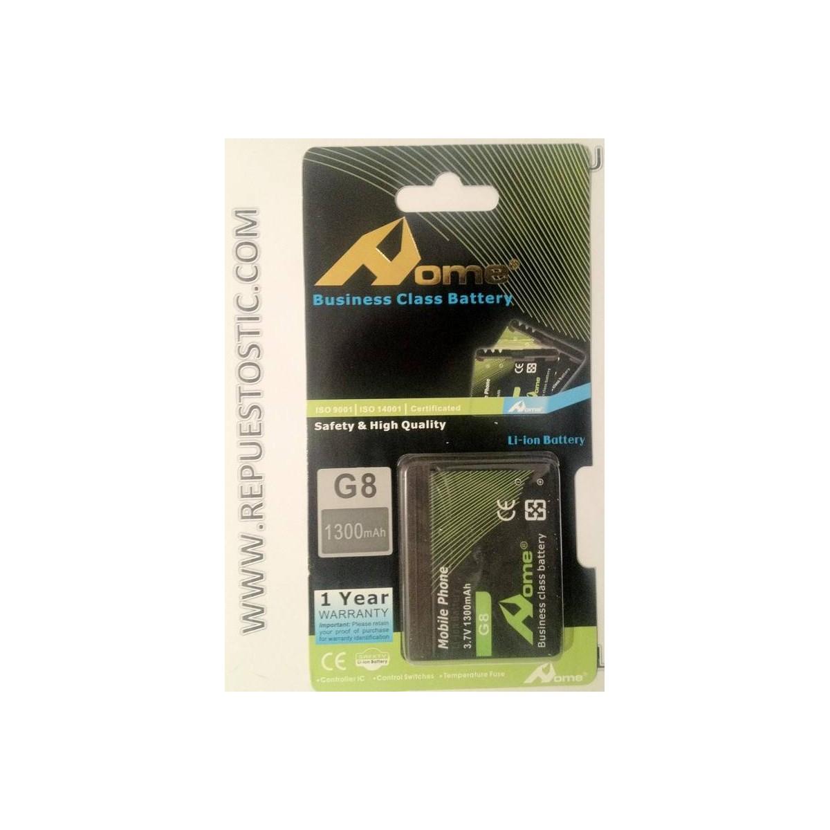 Bateria para HTC G8