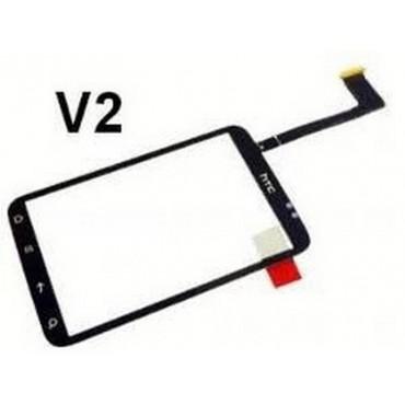 Pantalla tactil v2 para HTC A510e Wildfire S, G13