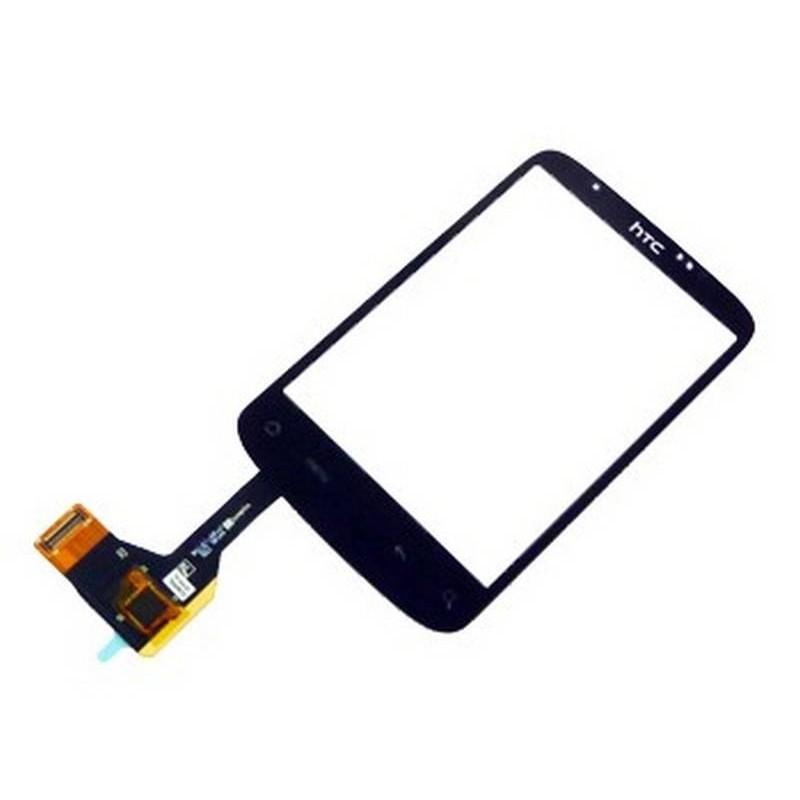 Ecrã táctil (Digitalizador) com chip para HTC Wildfire A3333 e Google G8