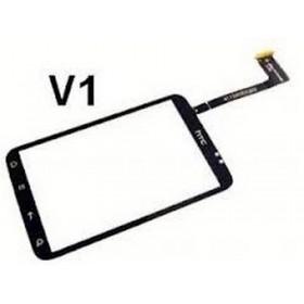 Ecrã táctil (Digitalizador) de HTC Wildfire S, A510E,G13 Versão 0694V-0---1