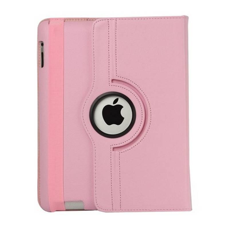 Funda Giratoria 360º iPad 3 iPad 4 iPad 2 Rosa chicle