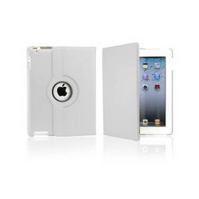 Funda Giratoria 360º iPad 3 iPad 4 iPad 2 branca