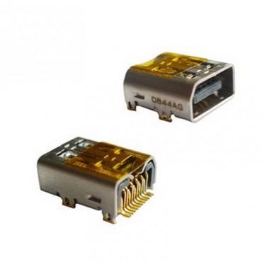 conector de carga de datos usb puerto conector para htc hd/pro