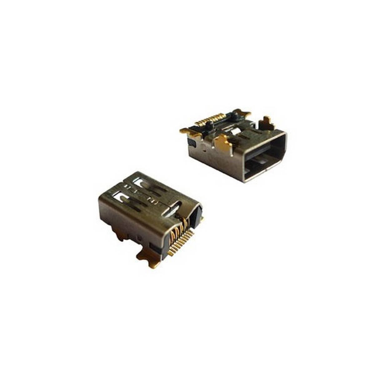 Conector de Carrega para Htc P4550 Tytn II Kaiser Dopod D600 D9000