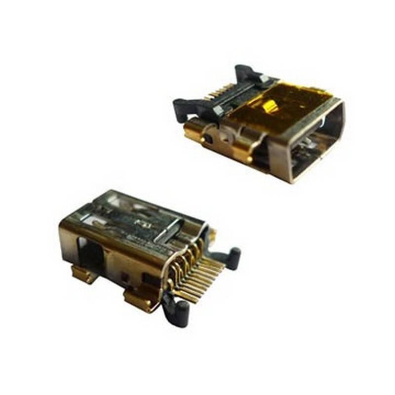 Conector de Carga para Dopod S1 e Htc P3450