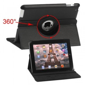 Funda Giratoria 360º iPad 3 iPad 4 iPad 2 NEGRO