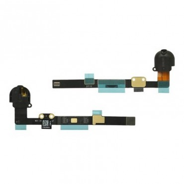 Cable Flex de Conector de Audio para iPad Mini Negro